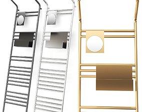UNIT towel warmer radiator by Tonon Evolution 3D model