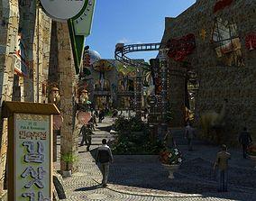 Amusement Park 13 3D