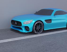 Mercedes Amg Gts 3D model