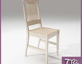 3D model DINING ROOM CHAIR 4
