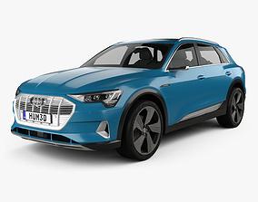 3D Audi e-tron 2019