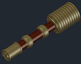 Mud trooper grenade -Han Solo version 3D print model
