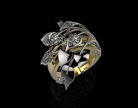 RINGS J N20 3D print model