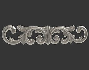 3D printable model Carved decoration 2