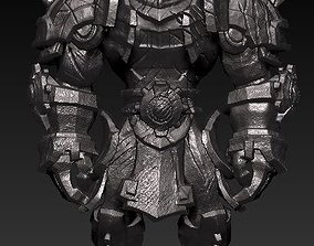 Stone Giant or Golem 3D print model