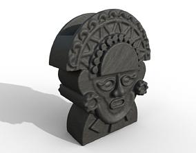 3D print model Inca Style Planter Macetero Arte Inca