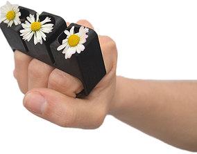 3D printable model Flower Punch