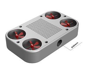 3D printable model Selfie Drone