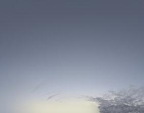 Skydome HDRI - Twilight Sky 3D