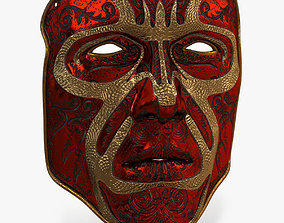 3D Metal Mask 3