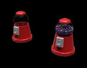 Gumball Filled With Gumballs 3D model