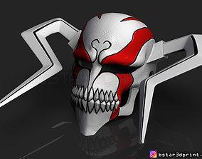 The Whole Hollow Mask - Kurosaki Ichigo - Bleach 3D 1