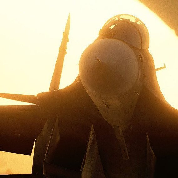 The Sun will not go before F16