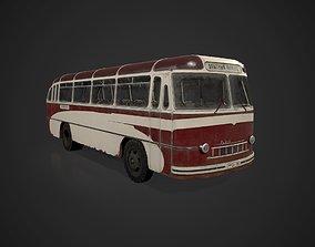 LAZ-695 Lviv 3D asset