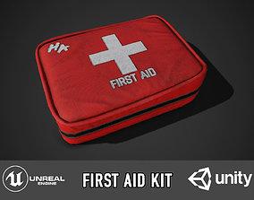 3D model First Aid Kid