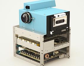 Digital Camera Prototype by Eastman Kodak engineer 3D 1