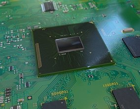 circuit board 2 3D