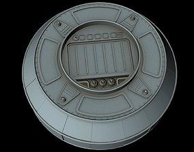 Starship part 27 3D