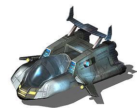 3D model Future - Chariot 01