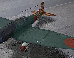 3D model Aichi D3A1 Val