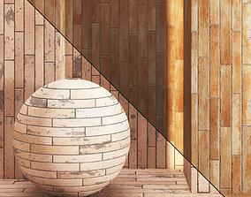 3D asset Collection Brick 02