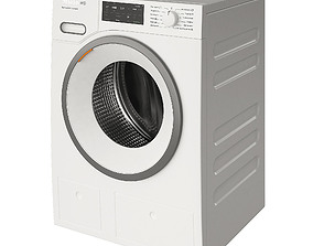 Miele Washing Machine 3D model