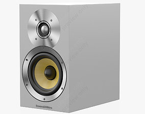 3D model Bowers and Wilkins CM 1 Satin White