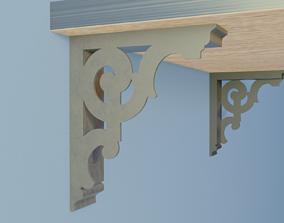 Shelf Bracket 5 3D print model