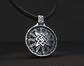 star of russia pendant 3D model