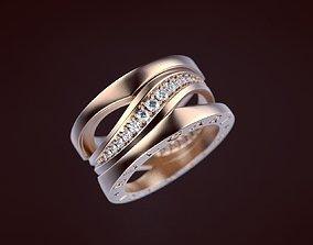 Ring BU 3D printable model