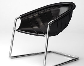 Busnelli Milady armchair 3D