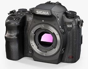 Sigma SD1 Merrill 3D model