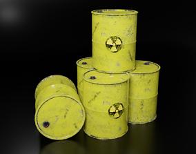 Nuclear Barrel 3D model