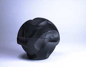 3D print model rubiks CRYPTORB 02