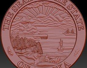 Alaska Seal 3D model