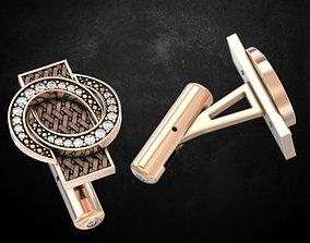 3D printable model Cufflinks for men 129