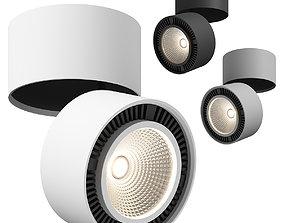 21383x Forte Muro Lightstar Consignment ceiling 3D model