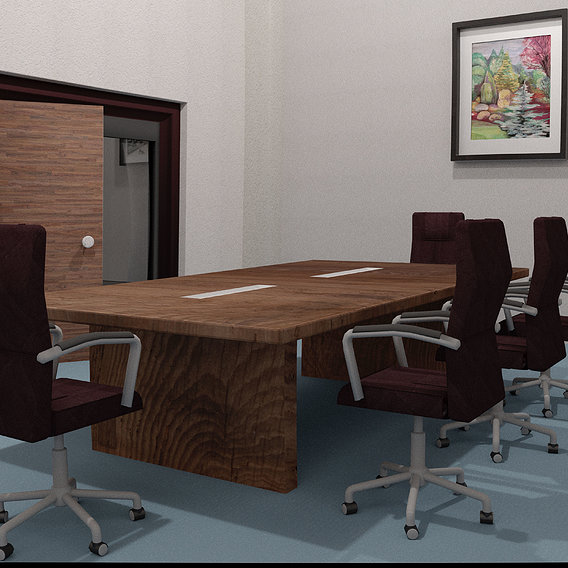 Guban project_conference room