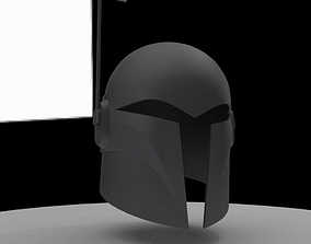 3D print model Star Wars Rebels Sabine Helmet