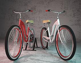 3D Bike and bike Dynamo powered
