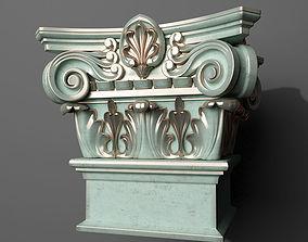 3D print model Capital interior