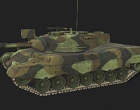 3D model realtime CMD Leopard CI