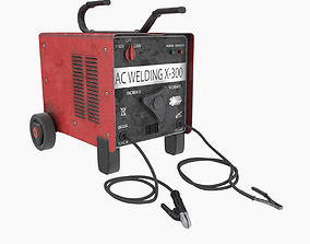 3D PBR Weldmachine
