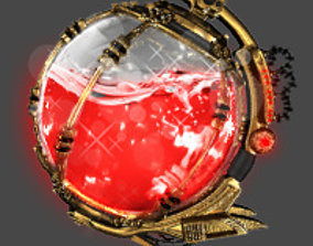 Spherical Capsule 3D