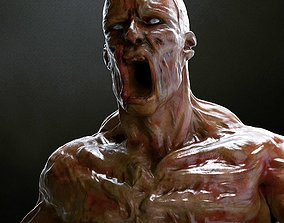 Zombie Character 3D