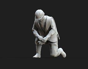 equipment repair Railway 3D printable model