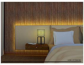 3D model Bedside details