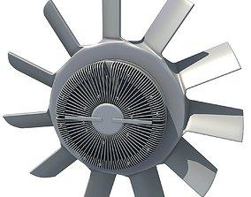 Model of Cooling Fan