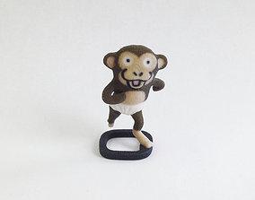 Diaper Monkey of the Pedo Pals 3D printable model