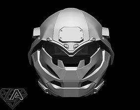 3D print model Special Tactical helmet